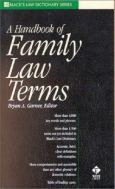 Handbook Of Family Law Terms