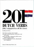 201 Dutch Verbs:Fully Conjugated In All The Tenses