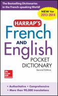 Harraps French And English Pocket Dictionary