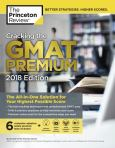 Cracking The Gmat Premium Edition With 6 Computer-Adaptive Practice Tests 2018