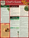 Chef's Guide To Herbs And Spices Study Aid