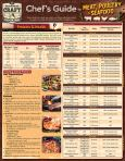 Chef's Guide To Meat, Poultry & Seafood Study Aid