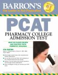 Barrons P. C. A. T.:Pharmacy College Admission Test