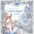 Color The Classics: The Snow Queen:A Frozen Fantasy Coloring Book