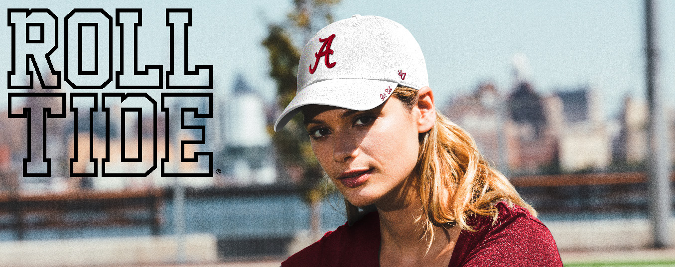 Shop the Supe Store licensed apparel for all of your Bama gear needs