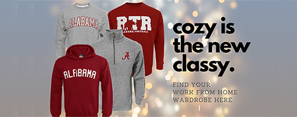 Cozy is the new classy. Find your work from home wardrobe here.