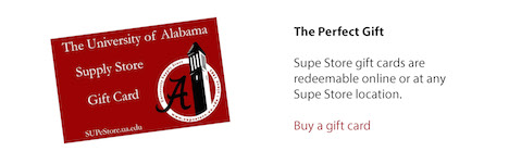 Alabama Gift Cards