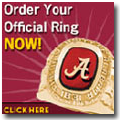 Click here to order your University of Alabama class ring