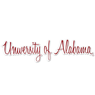 Decal Script U Of A
