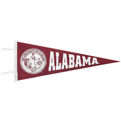 Alabama Pennant Ua Seal