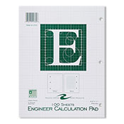 Engineering Pad 100 Sheet Pack