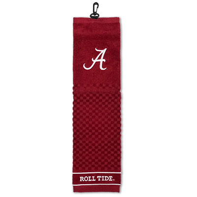 Alabama Roll Tide Embroidered Golf Towel