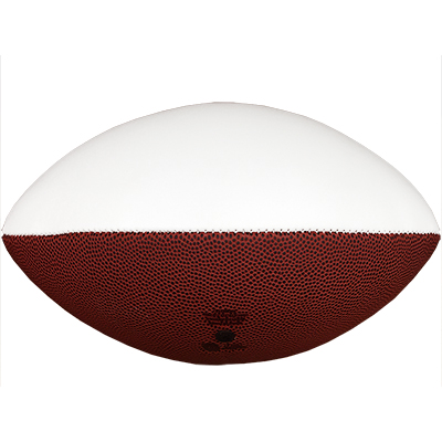 FULL SIZE FOOTBALL FOR AUTOGRAPHS
