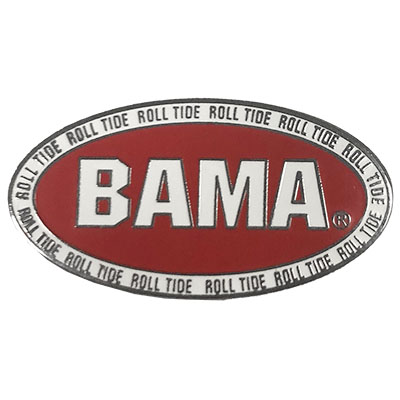 Spirit Pin Bama Oval