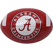Quick Toss Alabama Football Softee