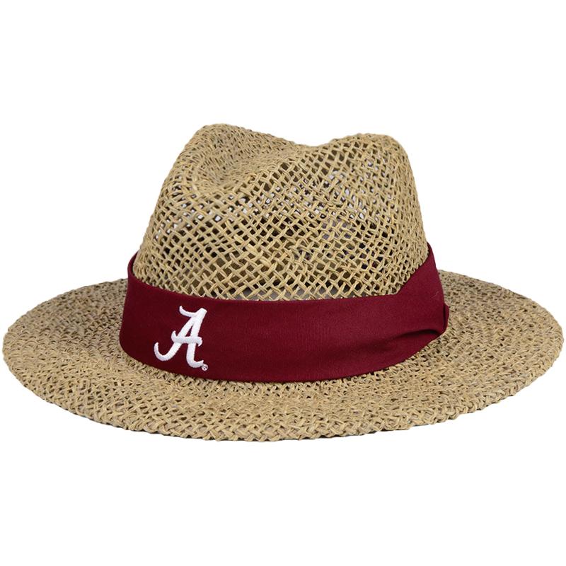 387e6e09ad2cb Straw Hat | University of Alabama Supply Store