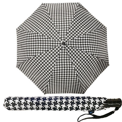 Houndstooth Umbrella Short