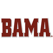 Alabama Decal Bama