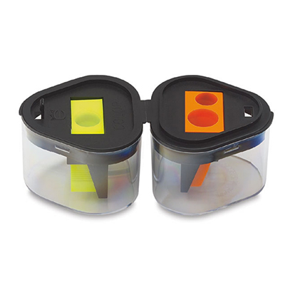SHARPENER 3 IN 1 (9/TUB)