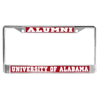 License Plate Frame Alumni Univ Of Ala
