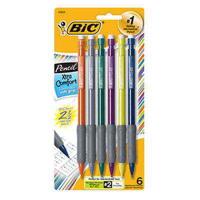 Bic Pencil Matic Grip Pencil .07Mm (SKU 12311781212)