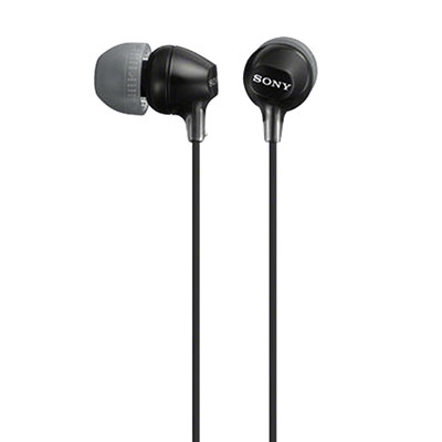 Sony In-Ear Buds-Black