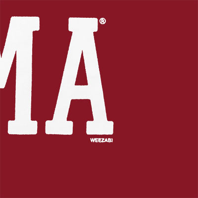 f484c679b T-Shirt University Of Alabama Dad | University of Alabama Supply Store