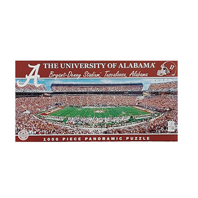 University Of Alabama Stadium Puzzle