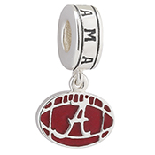Alabama Football Bead
