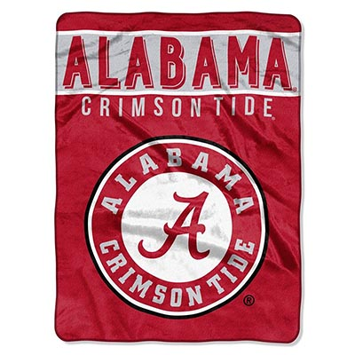 Alabama Plush Raschel Blanket