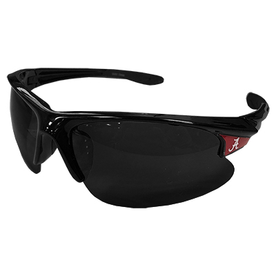 Alabama Black Rimless Elite Sunglasses