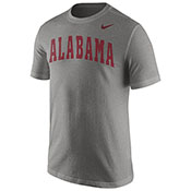 Nike College Cotton Short Sleeve Workmark T-Shirt