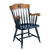 Pre-Order - Standard Captain's Chair With Laser Engraved University Of Alabama Seal