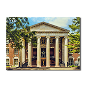 Postcard Bidgood Hall