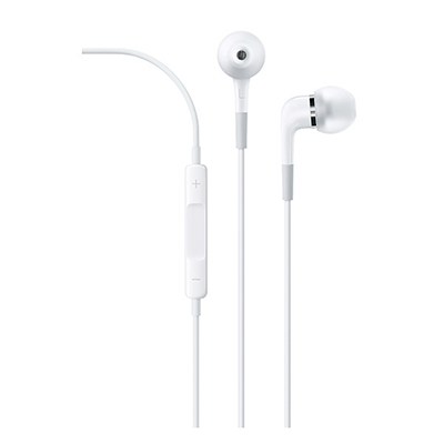 Apple In-Ear Headphone W/ Remote And Mic