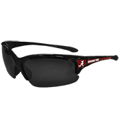 Alabama Temple Rimless Black Elite Sunglasses