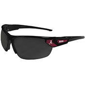 Alabama Transparent Black Elite Sunglasses