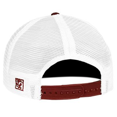 CAP LOW PROFILE TRUCKER BAMA BAR