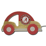 Alabama Baby Wooden Pull Toy