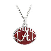Alabama Football Necklace