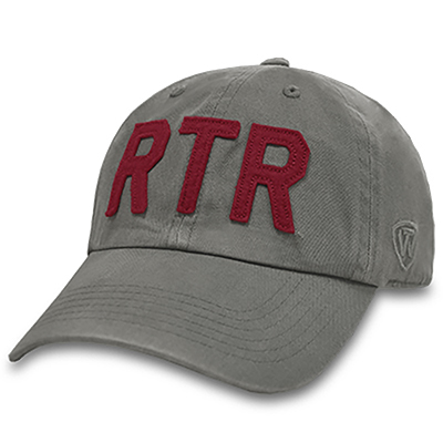 Gray Hat Crimson Rtr