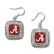 Alabama Domed Earring Square