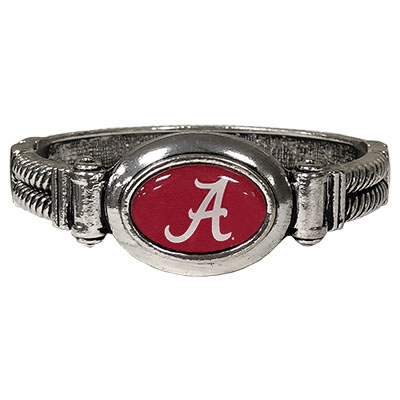 Alabama Domed Oval Bracelet
