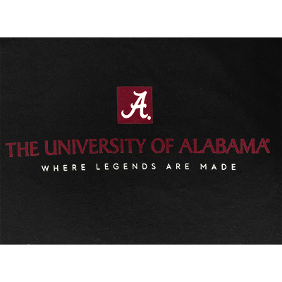 T-SHIRT WHERE LEGENDS ARE MADE WORDMARK