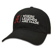 To The Game Cap Where Legends Are Made