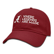 Where Legends Are Made Cap