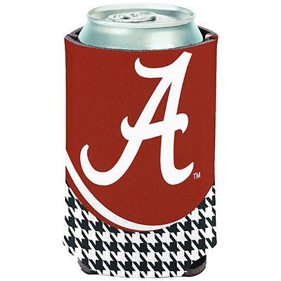 University Of Alabama Houndstooth Koozie