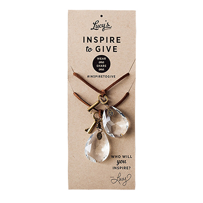Inspire To Give Necklace