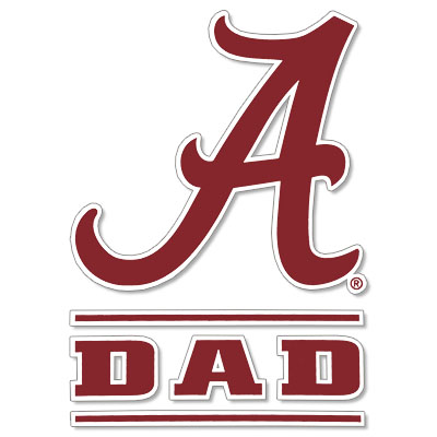 Script A Dad Decal