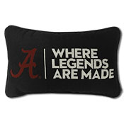 Where Legends Are Made Pillow
